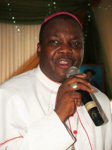 Most Rev. Dr. Emmanuel Adetoyese Badejo